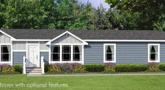 Stromsburg Double Wide Mobile Home Artist Rendering
